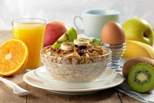 8 sätt att äta en nyttig och god frukost