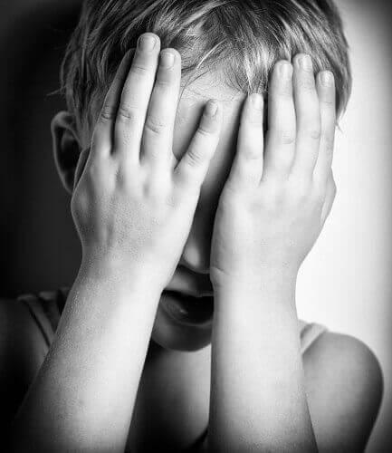 Introverta barn