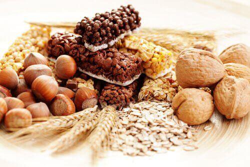 Nötter-och-fibrer