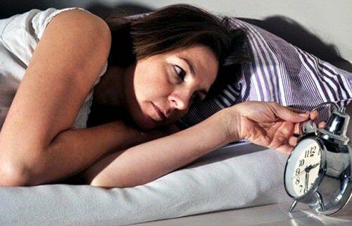 Sömnlöshet på grund av sköldkörteln