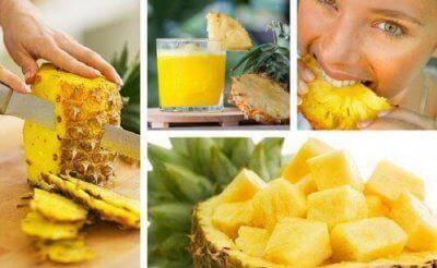 Så kan du avgifta kroppen med ananas