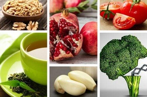 9 livsmedel som förebygger cancer