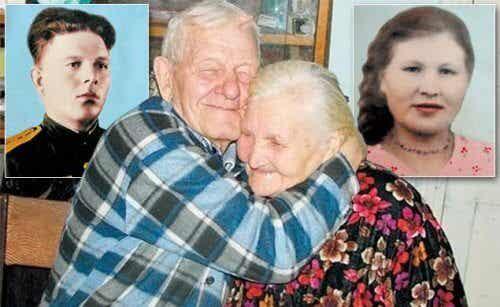 En kärlek som kom tillbaka efter 60 år