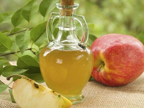 Äppelcidervinäger kan hjälpa dig