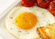 Stekt ägg