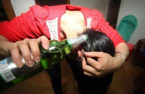 6 sätt att använda öl för hår och hud