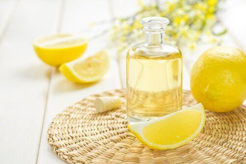 Citronolja