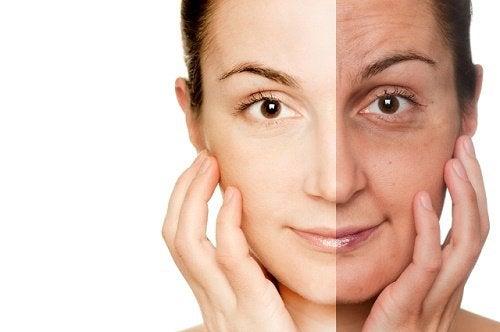 5 orsaker till för tidigt åldrande hos kvinnor