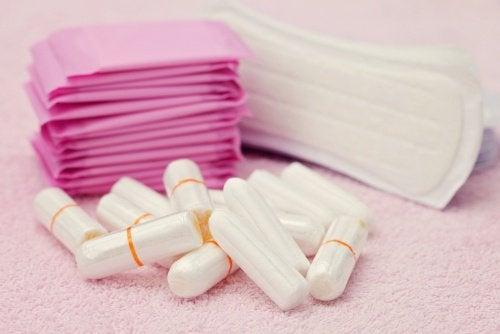 Feminina-hygienartiklar