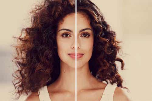 Bekämpa frissigt hår med 5 naturliga kurer