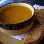 Krämig morotssoppa