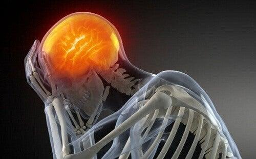 Lindra-huvudvärk