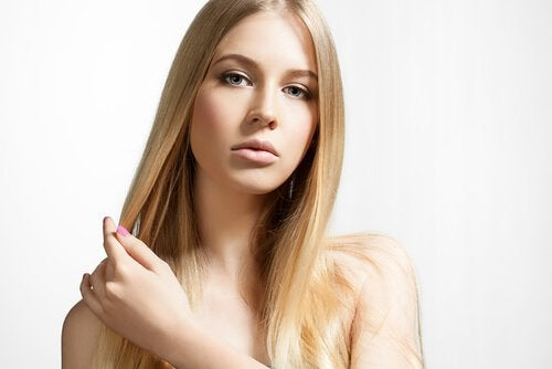 Ljusare hår
