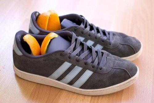 Luktande-skor