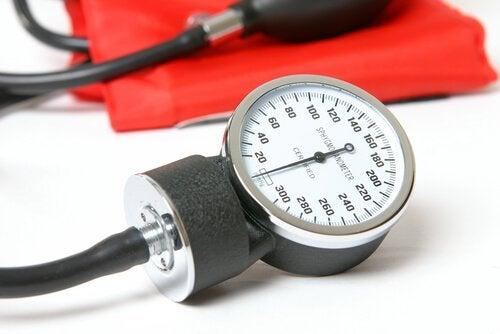 Sänk-blodtrycket