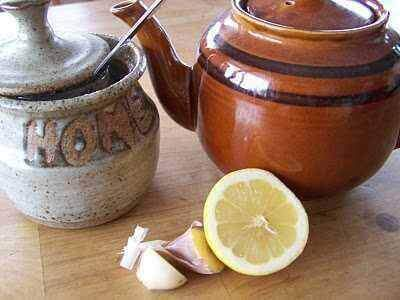 Vitlök och citron