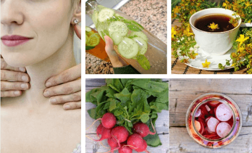 Medicinalväxter som reglerar sköldkörteln