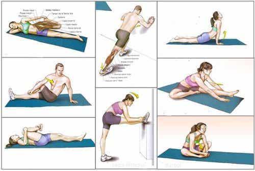 9 bra stretchövningar som håller dig i form