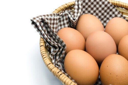 Vitaminbrister kan bekämpas med ägg