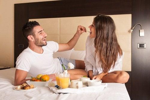Äta-i-sängen