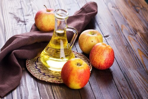 Äppelcidervinäger kan lindra psoriasis