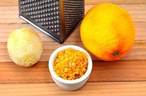 Rivet apelsinskal