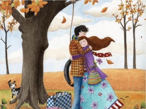 10 saker som lyckliga par gör tillsammans