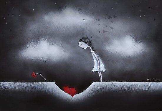 Begravt-hjärta
