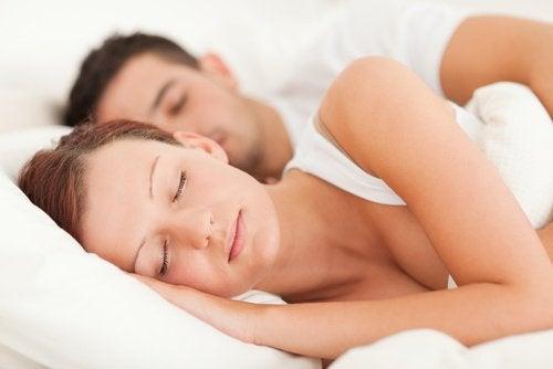 Dålig sömn ändrar hormonbalansen