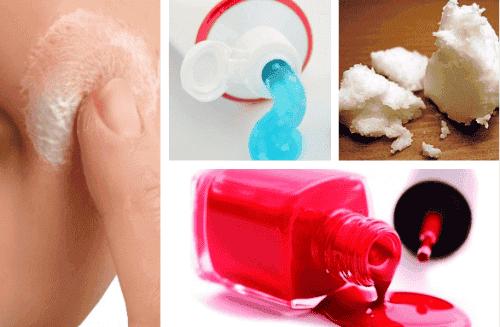 8 produkter du aldrig ska använda i ansiktet