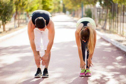 Ryggträning och motion