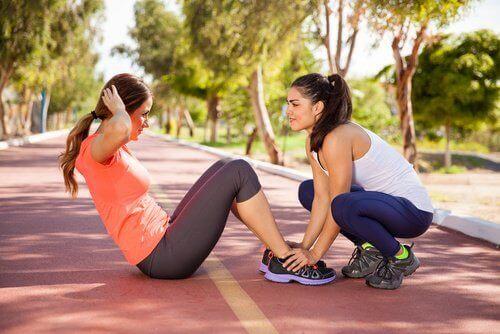 Träna minst 30 minuter om dagen