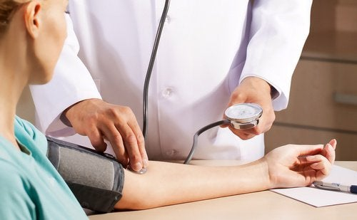 Test av blodtryck