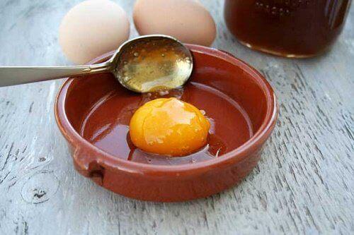 Ägg är bra för håret