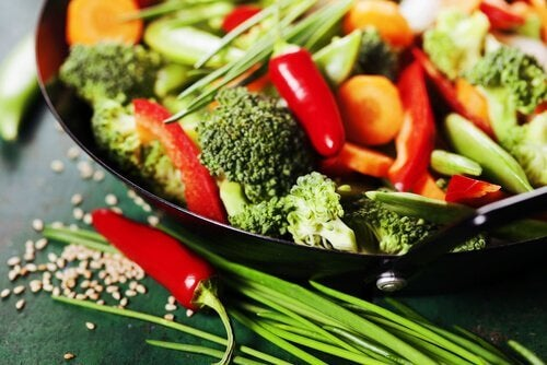 grönsaker kan motverka glaukom