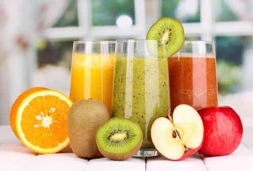 De bästa juicerna att ta på morgonkvisten