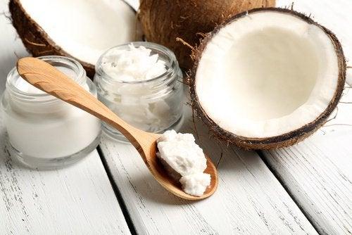 kokos och kokosolja