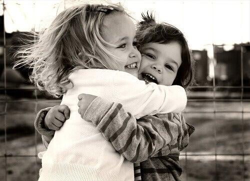 kramarkramande barn