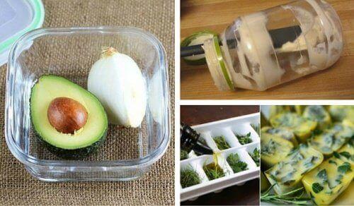 14 otroliga matlagningstips för att inte slösa
