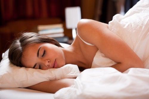 Kallvatten kan vara en utmärkt sömnterapi
