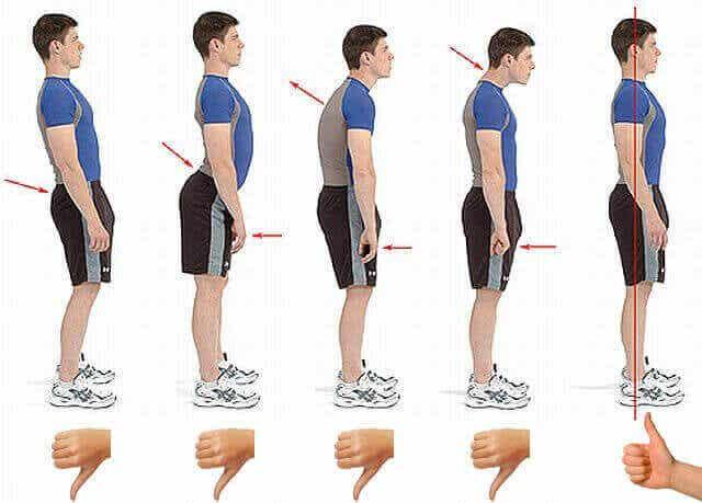 6 olika tekniker för att få en bättre hållning