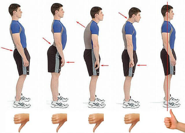6 tekniker för bättre hållning