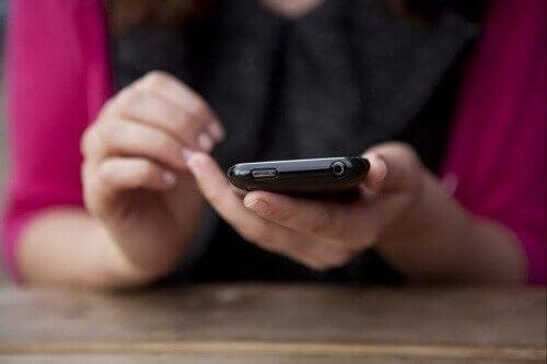 Har du hört talas om smartphonesyndrom?