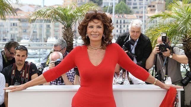 Sophia Loren: Man kan vara sexig vid 81