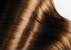 Friskt hår