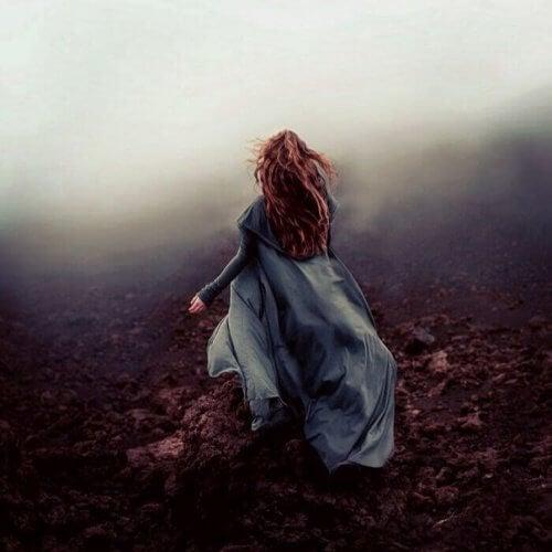 Spring mot dina rädslor och övervinn dem