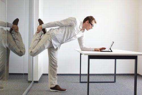 Stretch på jobbet