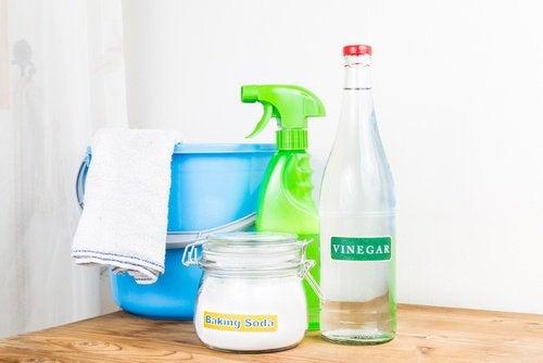 Tvätta dina handdikar med naturliga produkter