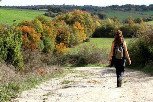 Dagliga promenader hjälper till att motverka depression