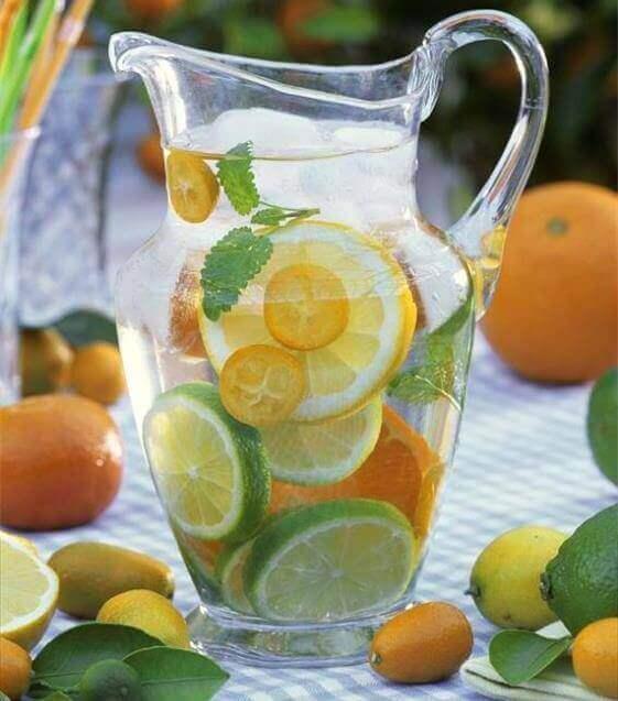 Fräsch lemonad